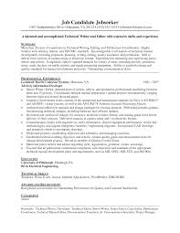 Imagerackus Inspiring Resume Writing Guide Jobscan With Cool Example Of A Functional Resume Format And Winsome