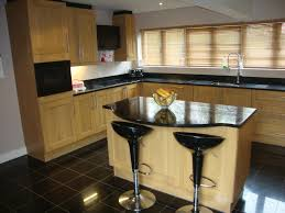 kitchen ideas with black granite inspirations including island top