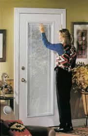 exterior door with blinds between glass mrm products u0026 ida windows