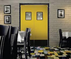 lightweight restaurant kitchen traffic doors restaurant doors
