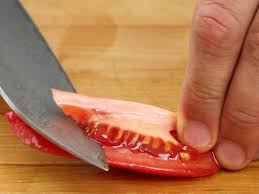 knife skills the best ways to peel and dice tomatoes serious eats