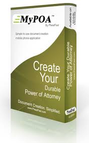 Nebraska Power Of Attorney by Amazon Com Mypoa Create Your Durable Power Of Attorney