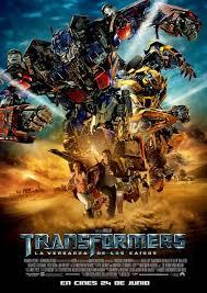 ver transformers 2 la venganza de los caidos