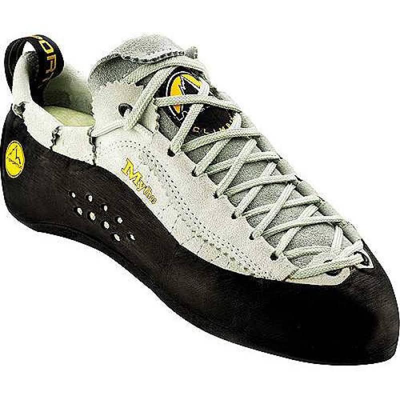 La Sportiva Mythos Climbing Shoe Green 35.5 234-GREEN-35.5