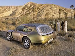 rinspeed rinspeed porsche bedouin 996 turbo 2003 pictures information