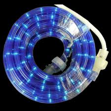 Blue Led String Lights by Meilo 16 Ft Blue All Occasion Indoor Outdoor Led Light 360