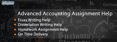 accounting assignment help online Millicent Rogers Museum Advanced Accounting Assignment Help