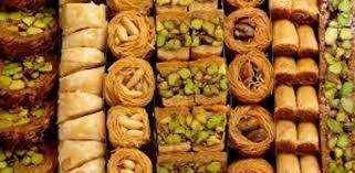 تشكيلة حلويات