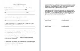 real estate agreement thebridgesummit co