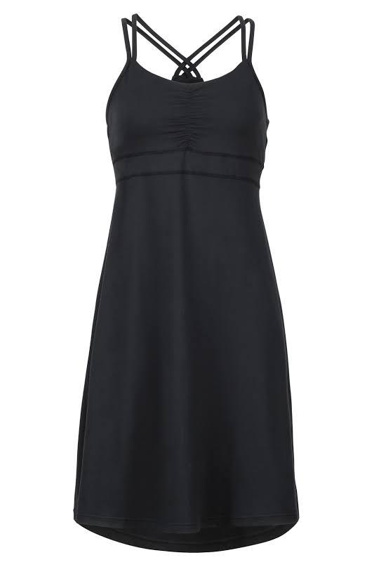Marmot Taryn Dress Black Extra Small 47260-001-XS