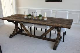 Expandable Dining Room Table Plans Bench White Farmhouse Bench Skill Expandable Farm Dining Table