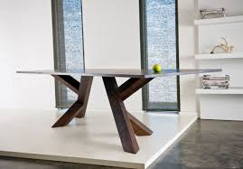 Concrete Dining Room Table Dining Room Outstanding Space Saving Dining Tables With Concrete