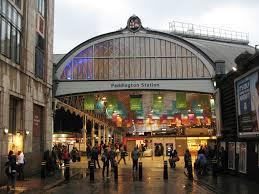 Gare de Paddington