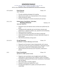 Phlebotomist Resume Sample No Experience by Event Planner Resume