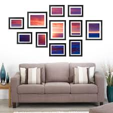 multi photo frame set diy home décor picture collage wall gift 3