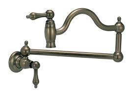 Wall Mount Kitchen Sink Faucet 21 Best Pot Filler Faucets Images On Pinterest Wall Mount Pot