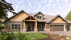 Most Efficient House Plans Prairie Style House Plans Ranch Youtube