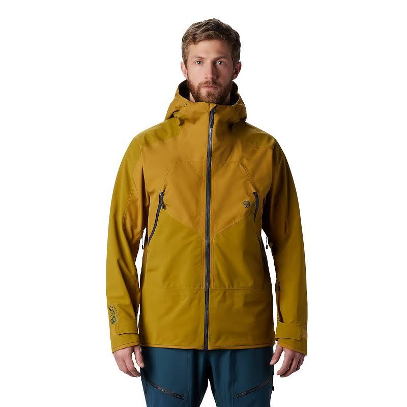 Mountain Hardwear Boundary Ridge Gore-Tex 3L Jacket Dark Bolt Medium 1853971236-M