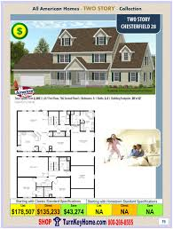 Shop Home Plans Two Story Home Plans Priced