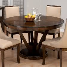 Brown Dining Room Table 100 60 Dining Room Table 60 Inch Rees Espresso Round Dining