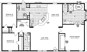 100 ranch style floor plans open house plan daylight