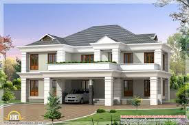 Contemporary Style House Plans House Design Plans Indian Style Home Designs Modern Home Design In