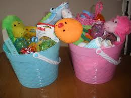 cheap and useful easter basket ideas for children under 2 youtube