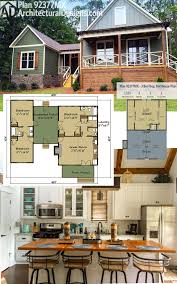 plan 92377mx 3 bed dog trot house plan with sleeping loft dog
