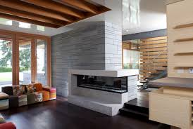 dining room interior ideas in cozy house with modern architecture