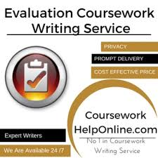 Evaluation Coursework Assignment Help  amp  Evaluation Coursework