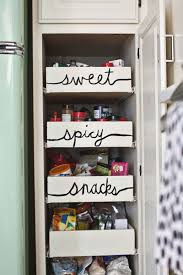 Cheap Kitchen Organization Ideas How To Make Your Pantry Look Just As Organized As These 9 Examples