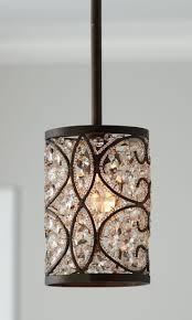 mini pendant lights for kitchen island kitchen island lighting ideas chrome and crystal mini pendant