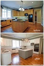 Painted Kitchen Backsplash Photos Maple Wood Autumn Lasalle Door Kitchen Cabinets Painted White