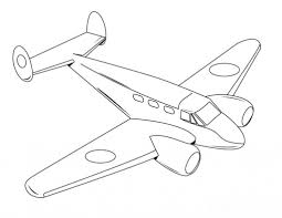 Coloring Ideas by Airplane Coloring Page Fablesfromthefriends Com