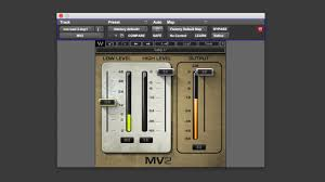 free tutorial how to use the waves mv2 dual compressor plug in