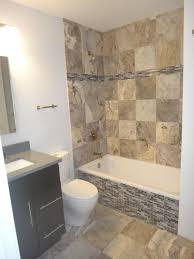 Bathroom Backsplash Ideas by Love The Idea Of The Tile On The Tub But I Love The Whole