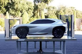 lexus japanese models lexus ux concept 40 percent scale model carcarcar pinterest