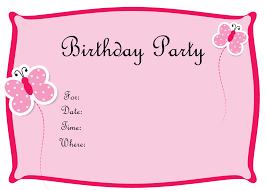 Create Invitation Card Free Free Birthday Invites Dhavalthakur Com