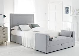 bedroom fascinating upholstered bed frame combined with