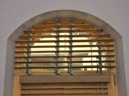 blinds for arched window arch window curtains to choose depend