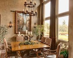 Tuscan Dining Room Houzz - Tuscan dining room