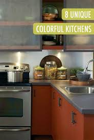 Kitchen Interior Photo 86 Best Colorful Kitchens Images On Pinterest Colorful Kitchens