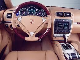 Porsche Cayenne Inside - porsche cayenne turbo s 2006 picture 39 of 49