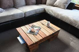 Diy Simple End Table by 18 Diy Pallet Coffee Tables Guide Patterns