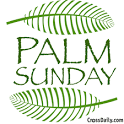 PALM SUNDAY Creativitea :