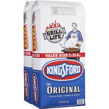 home depot lakeland black friday 2016 grill shop kingsford 2 pack 18 6 lb charcoal briquettes at lowes com