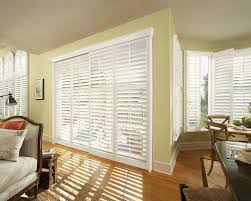 Home Depot Interior Window Shutters Bathroom Marvelous Window Decor With Chic Hunter Douglas Costco