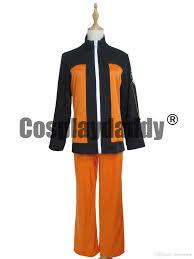 anime costumes for halloween naruto uzumaki naruto halloween sports daily suit cosplay costume