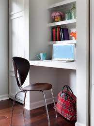 Decorating A Home Office Small Space Home Offices Hgtv