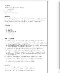 Sample Resume  Custom Illustration Middot Food Service Worker